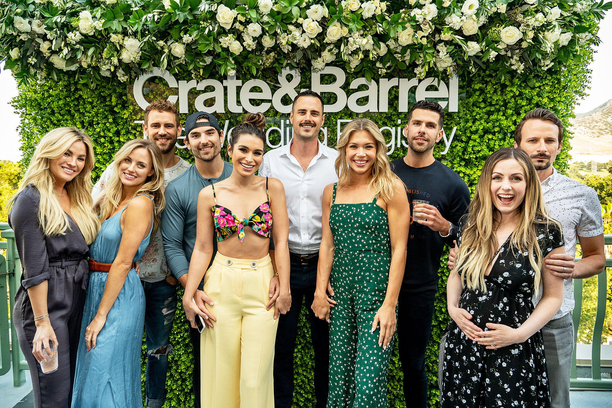 Ashley Iaconetti Jared Haibon Bridal Shower Nick Viall