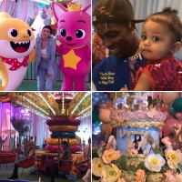 Astroworld Kylie Jenner Birthday Party