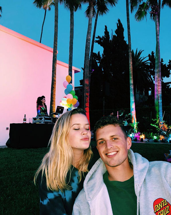 Ava Phillippe Her Boyfriend Owen and Dad Ryan Phillippe Compared