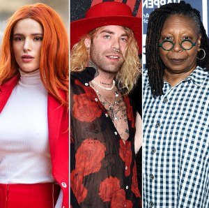 Bella Thorne Ex Mod Sun Whoopi Goldberg Had Point Sending Nudes
