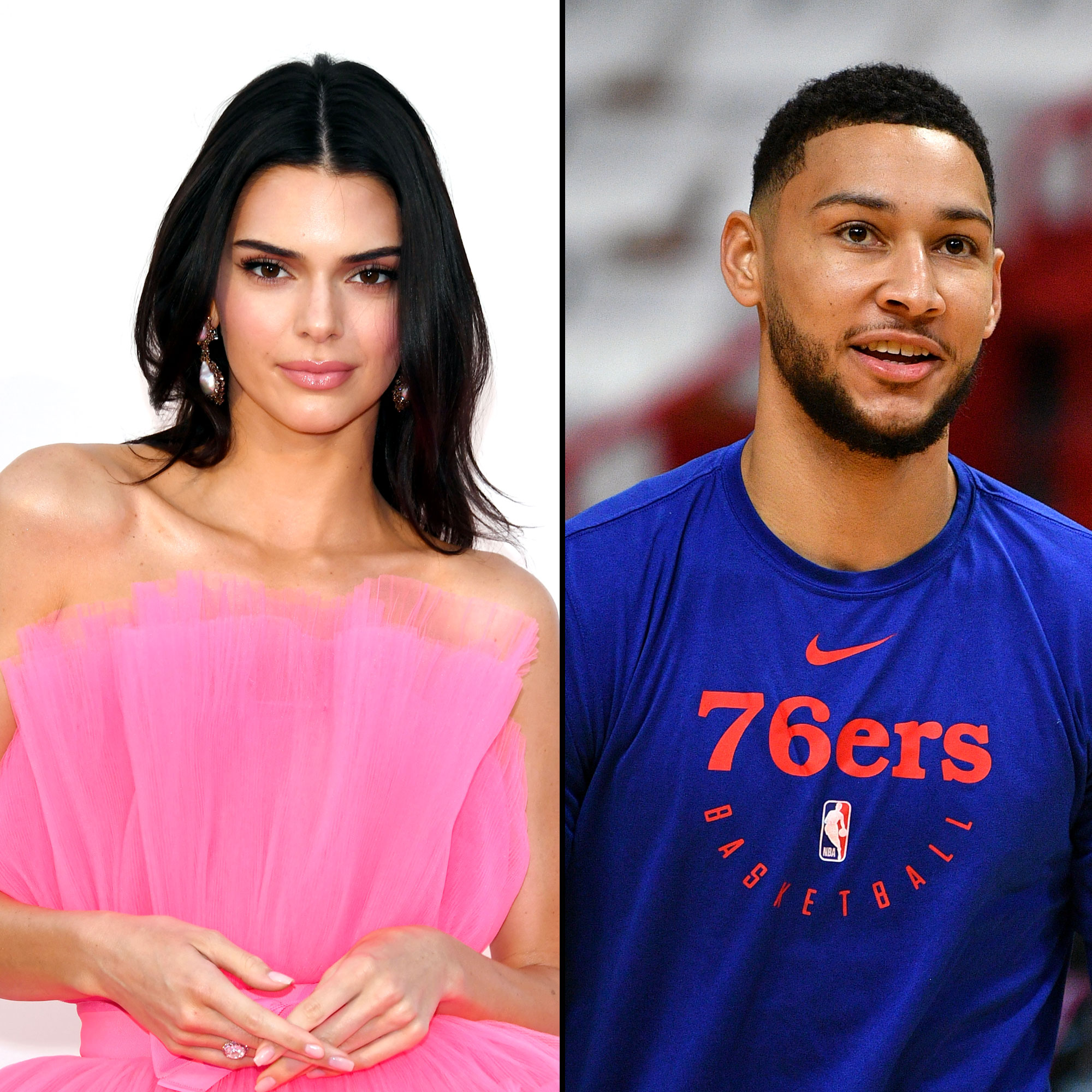 ebaf57d98 Ben Simmons 'Likes' Ex-Girlfriend Kendall Jenner's Instagram Post 1 Month  After Split. By Erin Crabtree