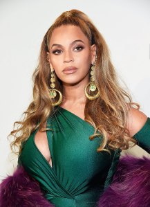 Beyonce Neutral Makeup Tidal Event
