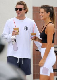 Big Brother Tyler Crispen and Angela Rumens Coffee Date
