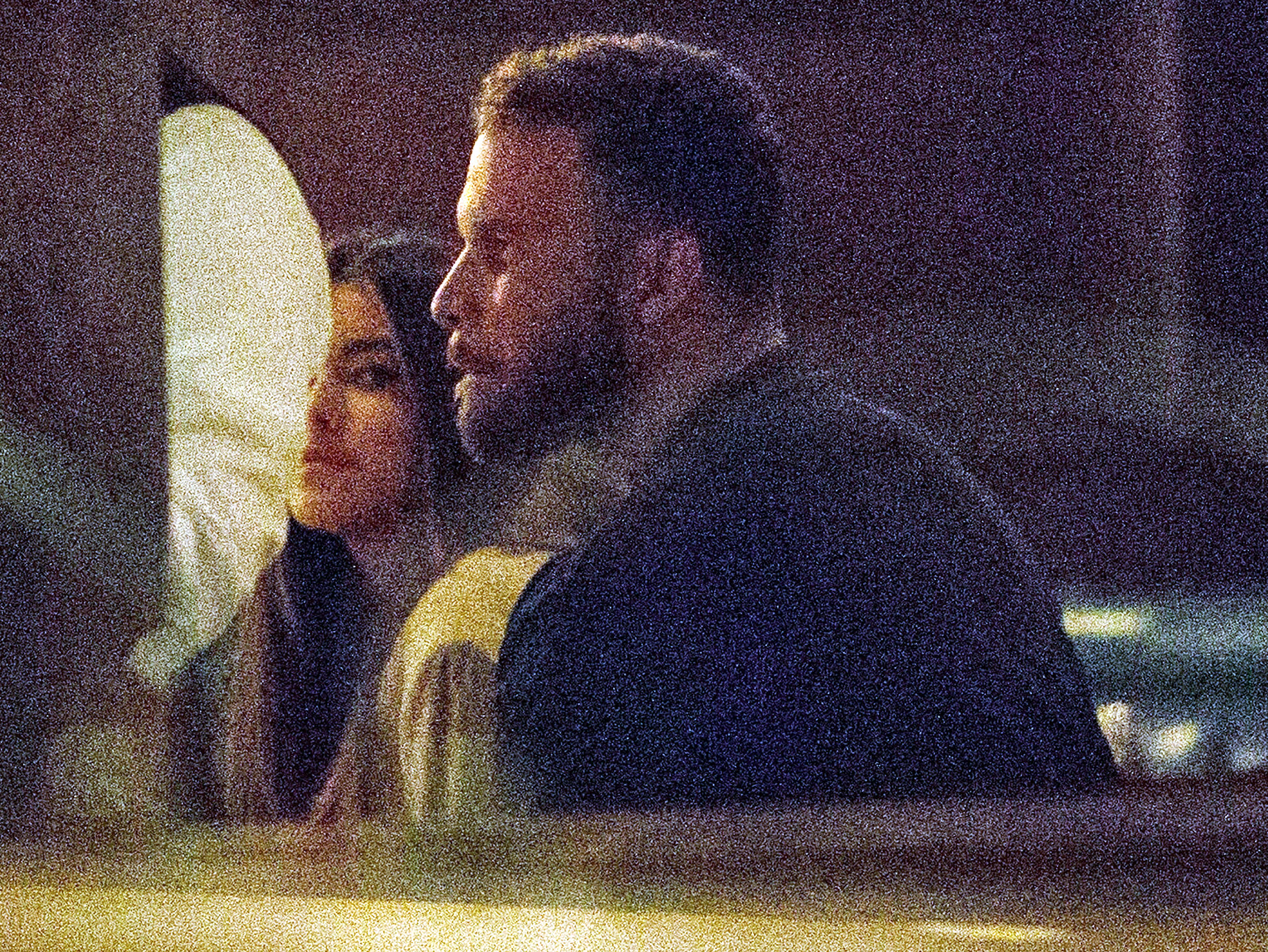 Madison Beer and Blake Griffin at Craigs Restaurant in West Hollywood on June 12, 2019