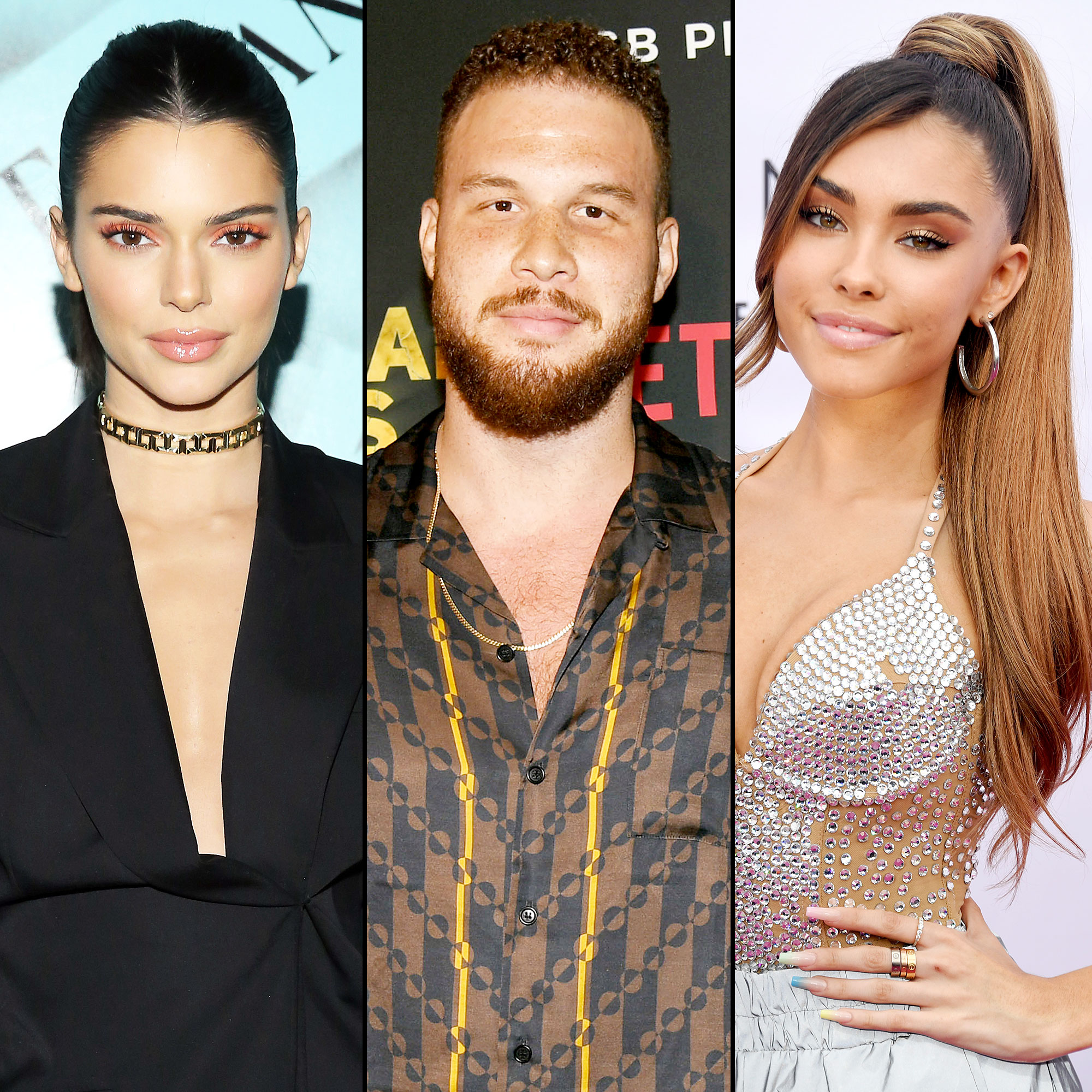 Blake Griffin and Madison Beer Dinner Date After Kendall Jenner Split - Kendall Jenner, Blake Griffin and Madison Beer.