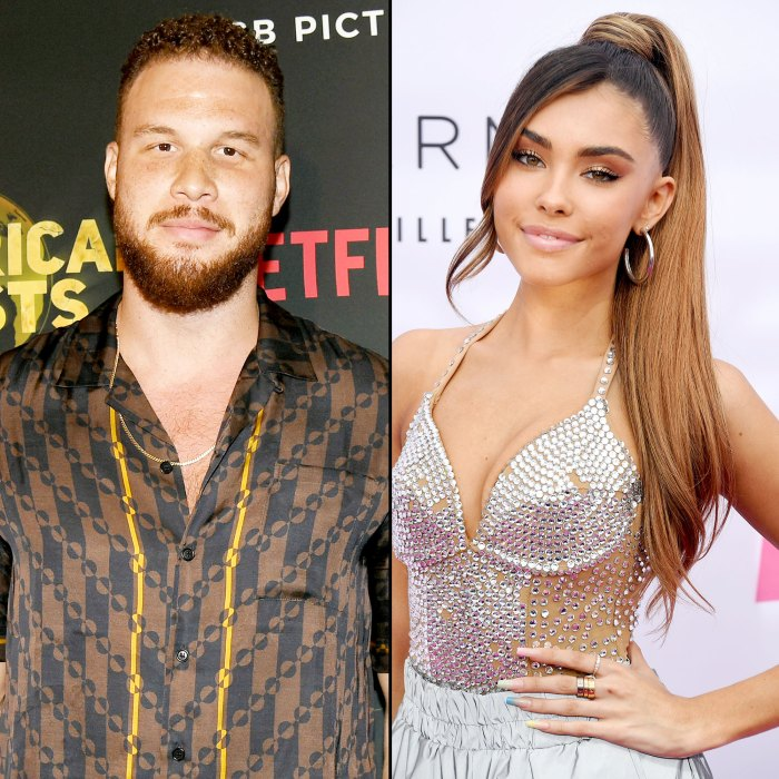 Blake Griffin and Madison Beer Dinner Date