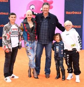 Blake Shelton Bond With Gwen Stefani Sons