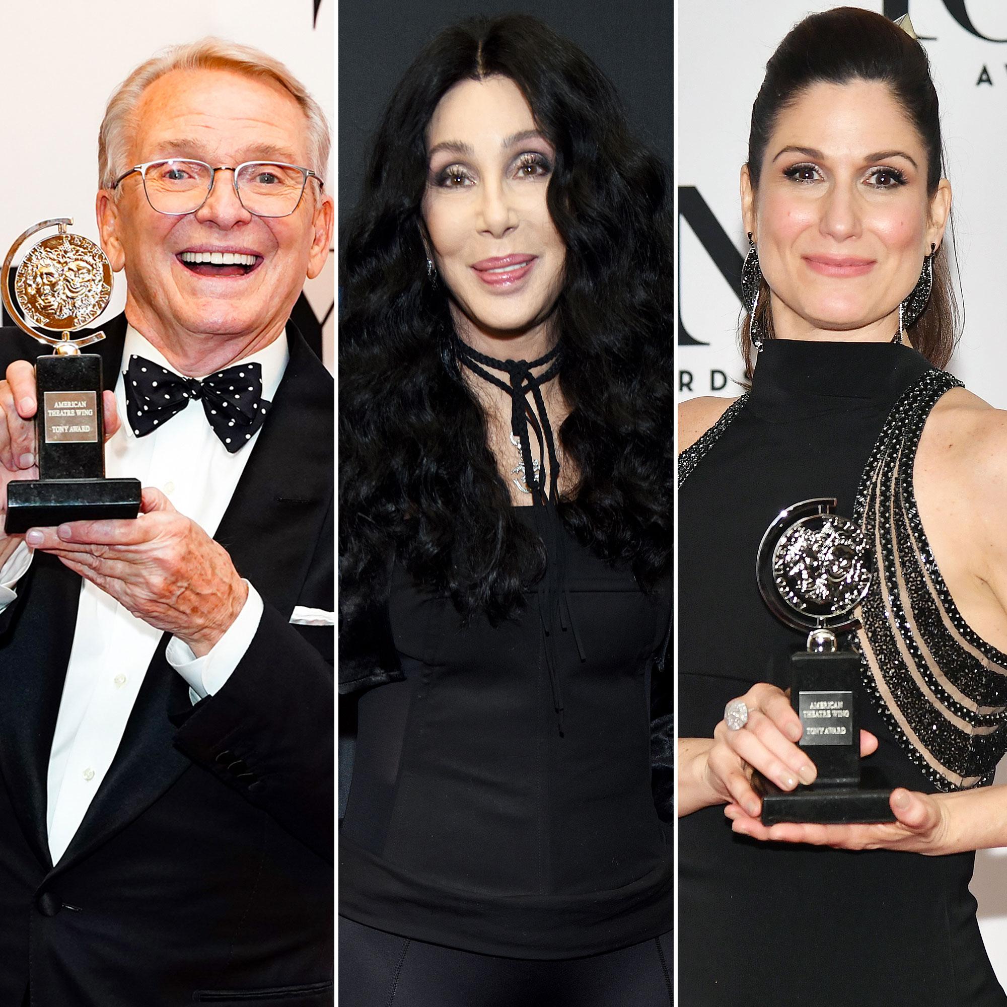 Bob Mackie Cher Stephanie J. Block Tony Awards