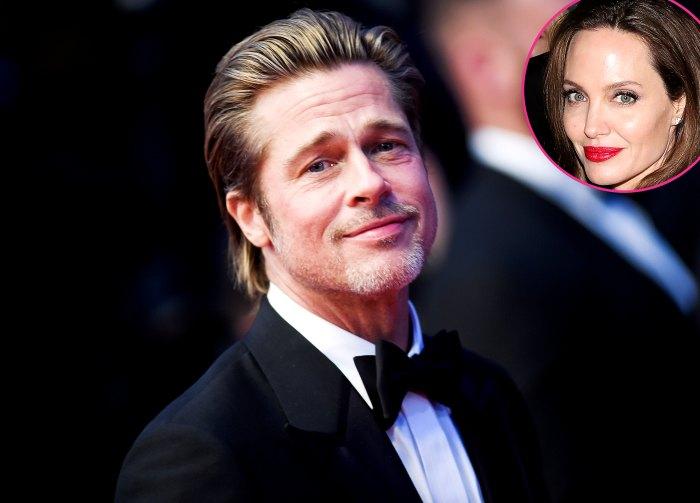 Brad Pitt Focusing on Himself Since His Split From Angelina Jolie