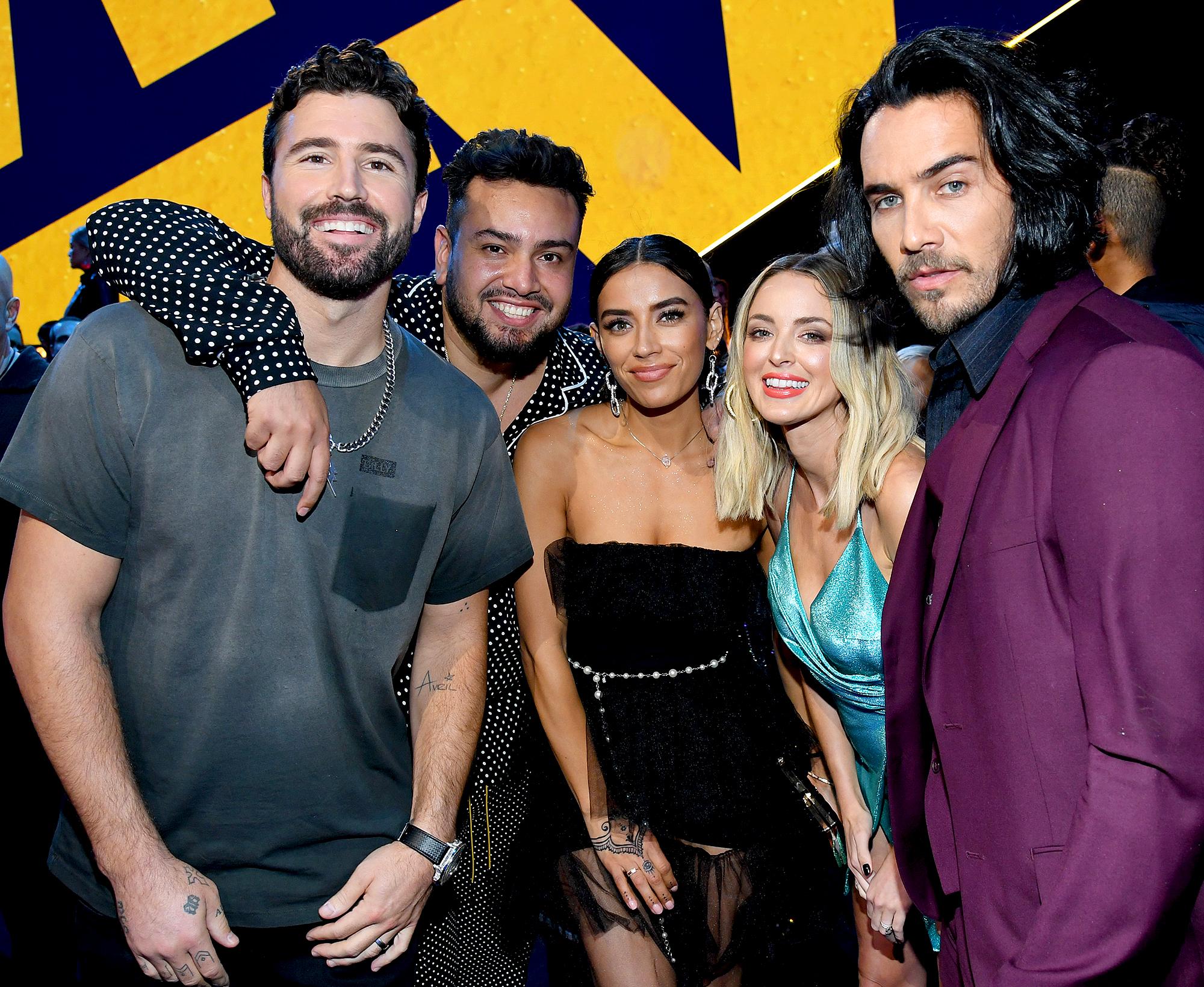 Brody-Jenner,-Frankie-Delgado,-Jen-Delgado,-Kaitlynn-Carter-Jenner,-and-Justin-Bobby-Brescia-MTV-Movie-TV-Awards