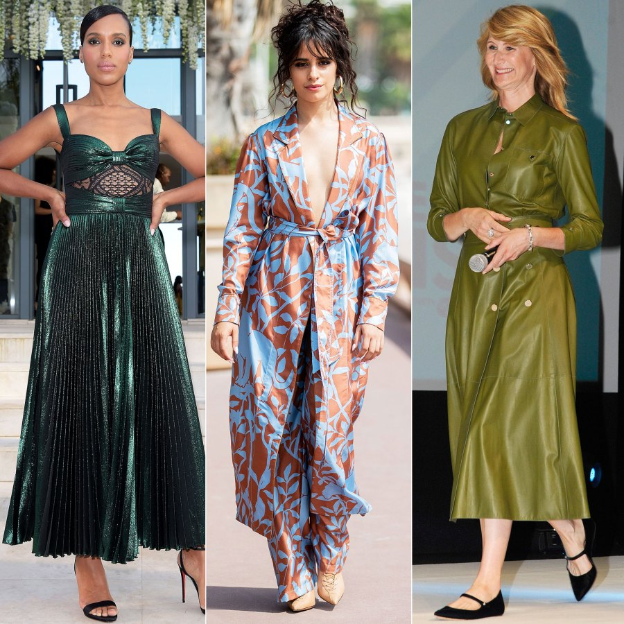 Kerry Washington, Camila Cabello and Laura Dern Cannes Lions Feature