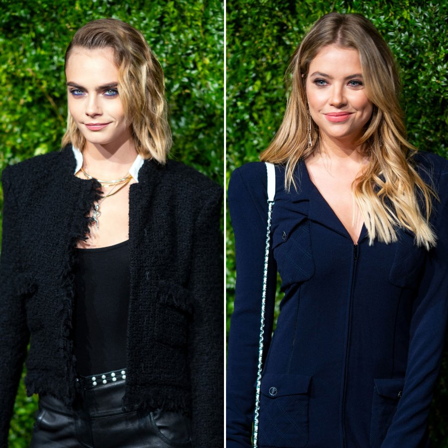 Cara Delevingne Posts Steamy Makeout Video With Ashley Benson: 'Pride'