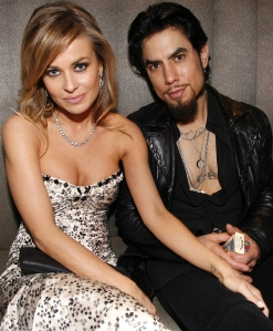 Carmen Electra Raves About 'Eternal Love' for Ex-Husband Dave Navarro in Birthday Tribute