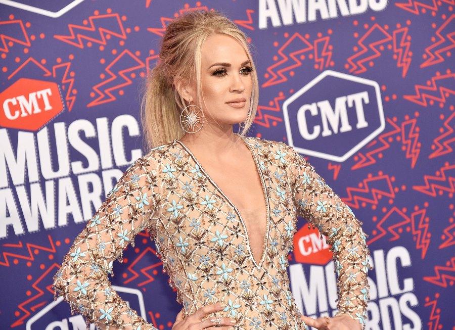 Carrie-Underwood CMT Awards