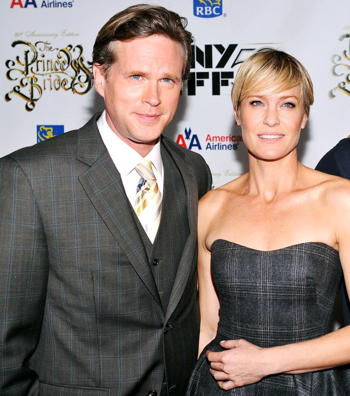 Cary Elwes Robin Wright and I Stay in Touch Quite a Lot