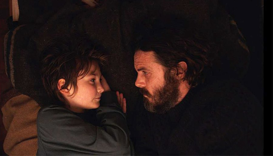 Casey Affleck in 'Light of My Life.'