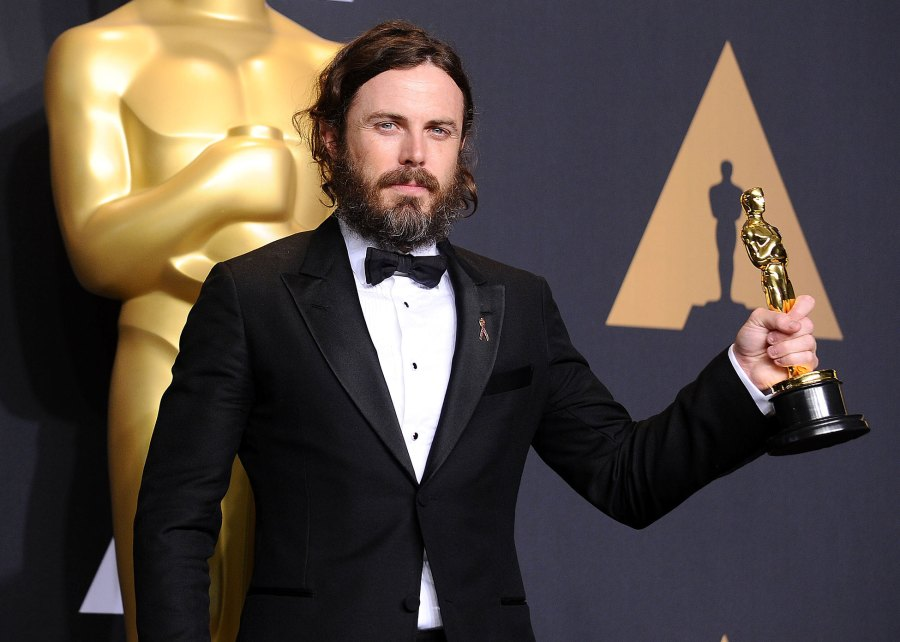 How Hands-On Dad Casey Affleck Keeps His Sons Indiana, 15, and Atticus, 11, Grounded