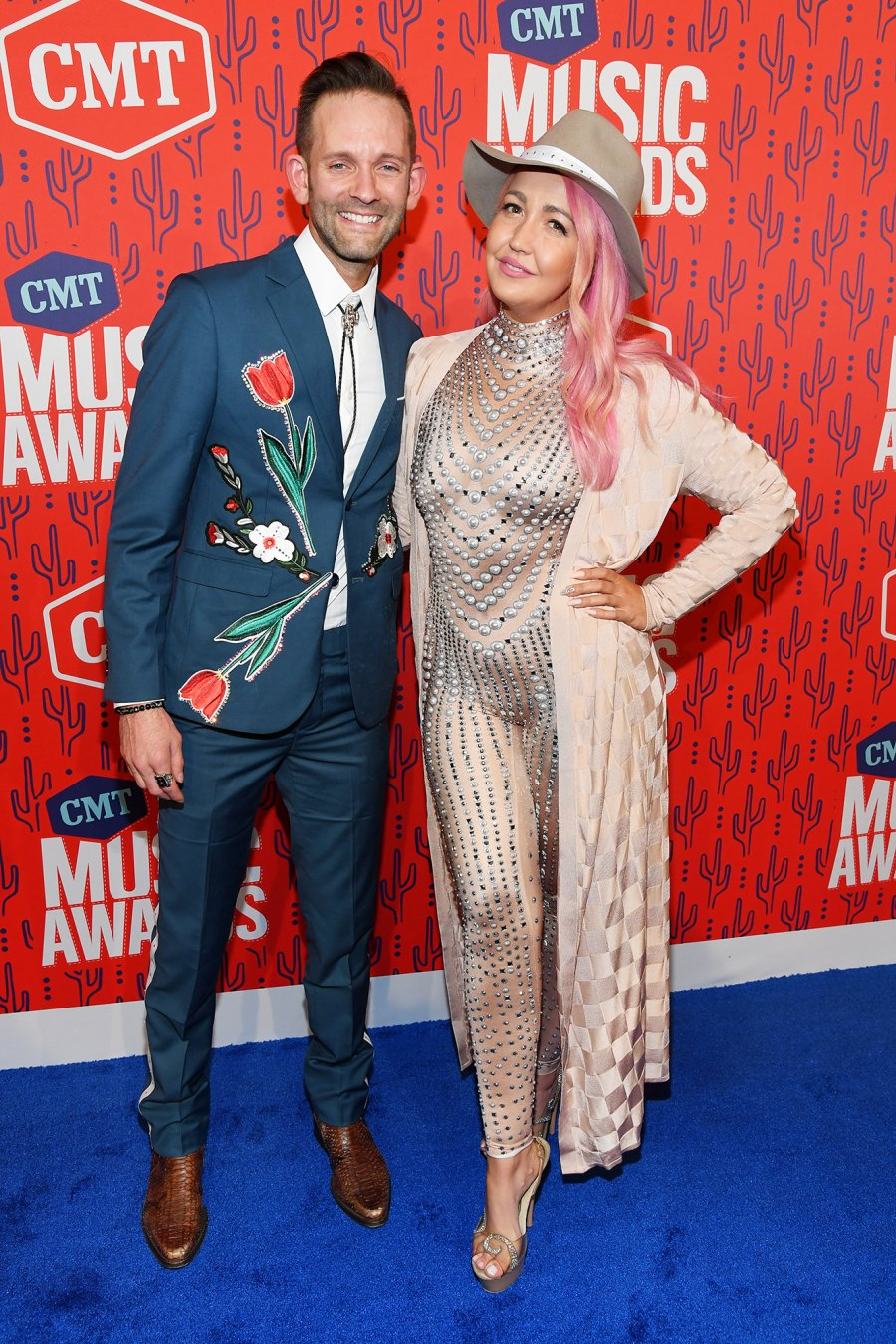 Celebrity Engagements 2019 Tyler Cain and Meghan Linsey