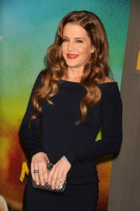 Celebrity Scientologists Lisa Marie Presley