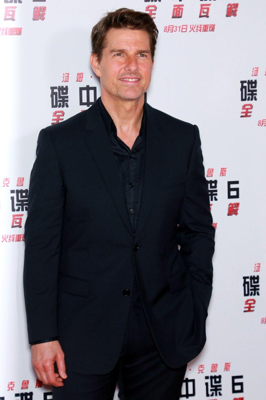 Celebrity Scientologists Tom Cruise