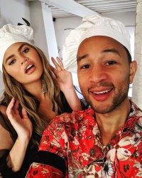 Chef Chrissy and Chef John Legend Chrissy Teigen Instagram European Vacation