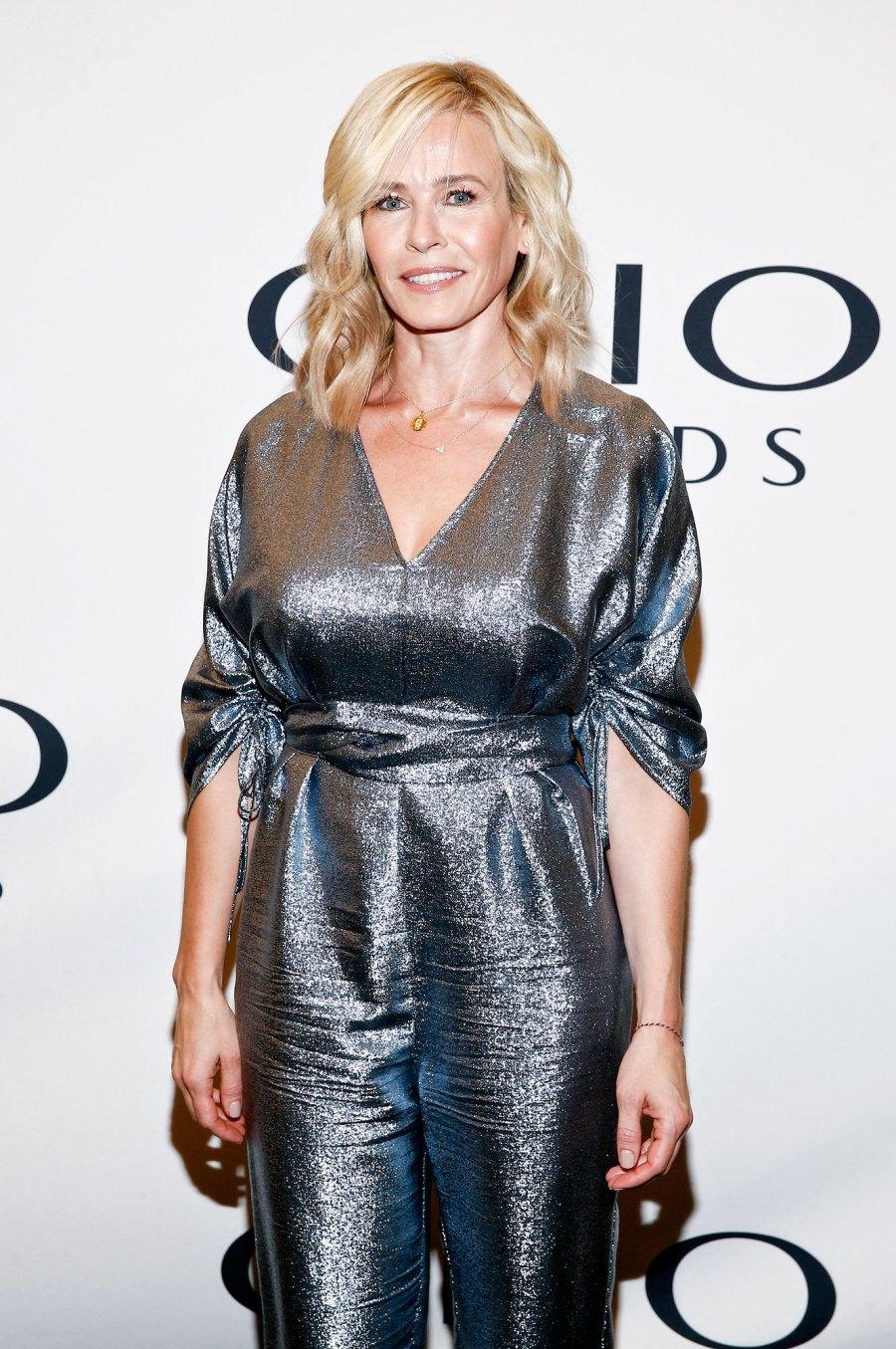 Chelsea Handler Celebrity LGBT Allies