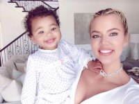 Khloe Kardashian True Thompson Selfie