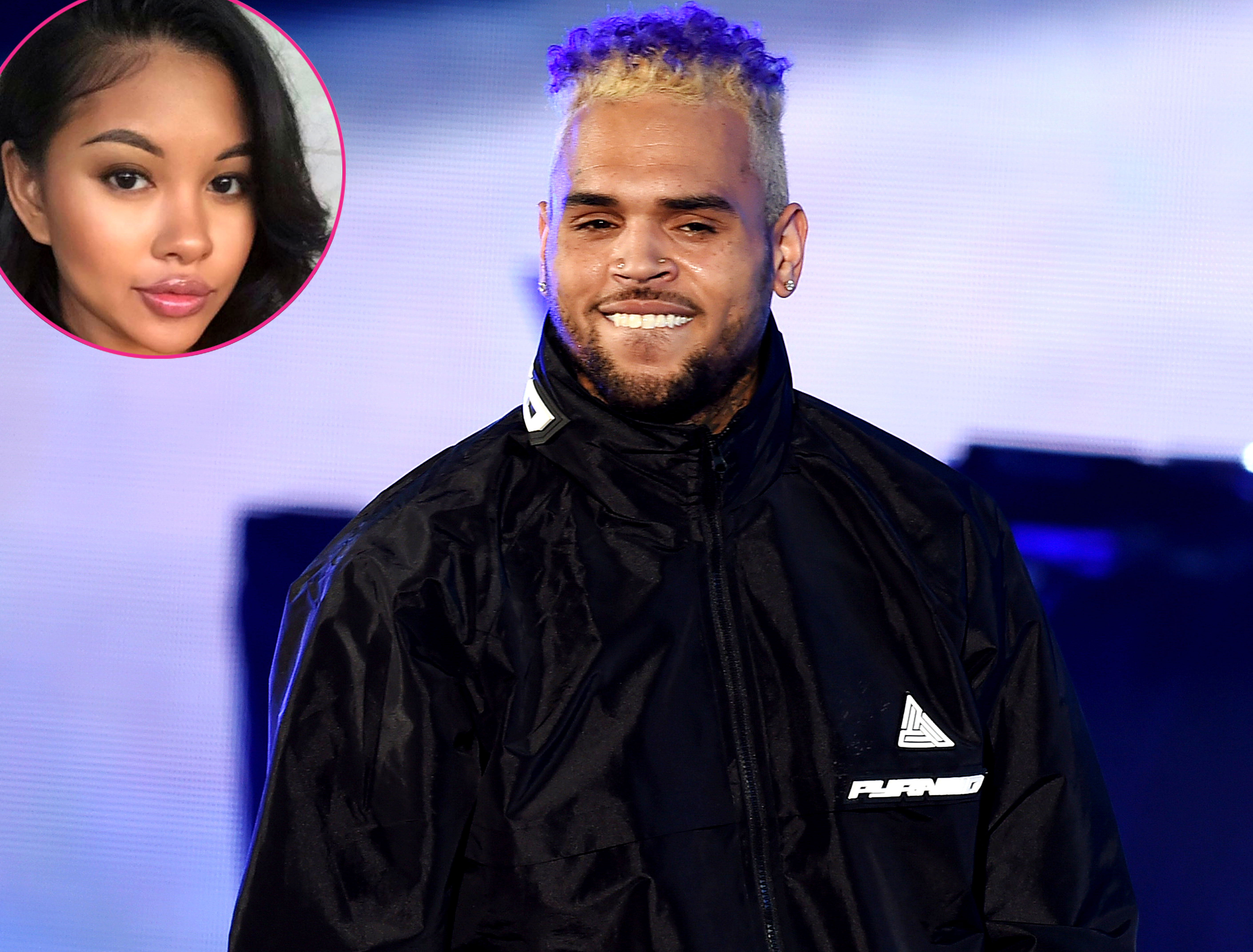 Chris Brown Expecting 2nd Baby With Ex-Girlfriend Ammika Harris