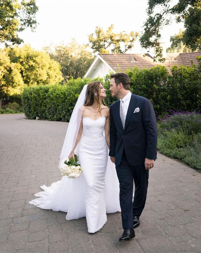 Chris Pratt and Katherine Schwarzenegger Reflect on 'Moving and Emotional' Wedding