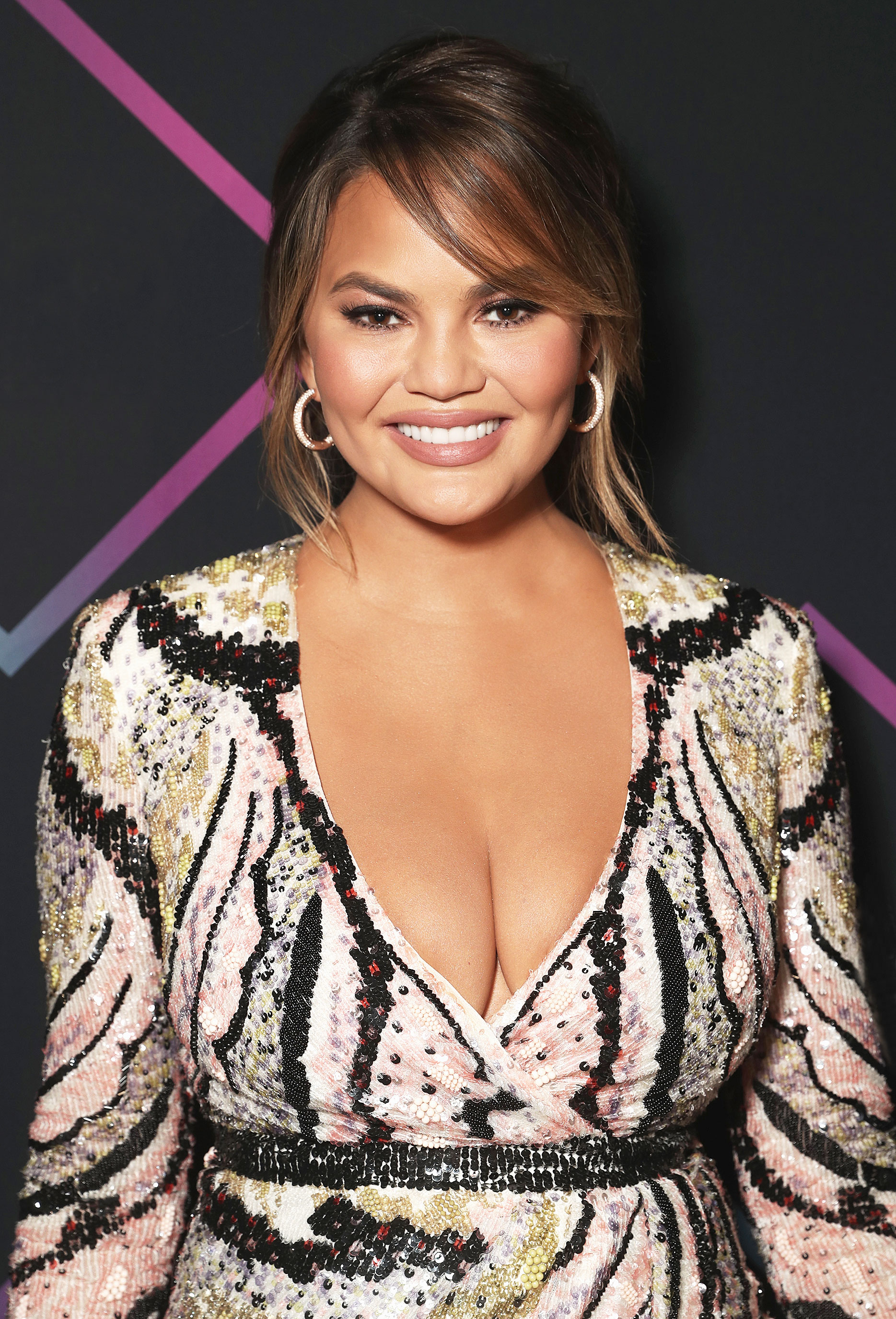 How Chrissy Teigen's Skin Changed Since Becoming a Mom thumbnail