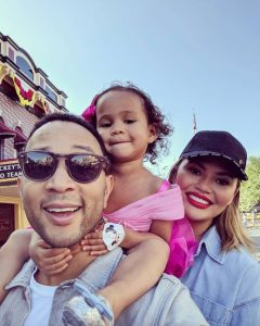 Chrissy Teigen Defends Luna First Dentist Visit