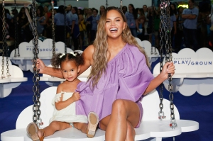 Chrissy Teigen Knew John Legend Would Be a Good Dad When They Met