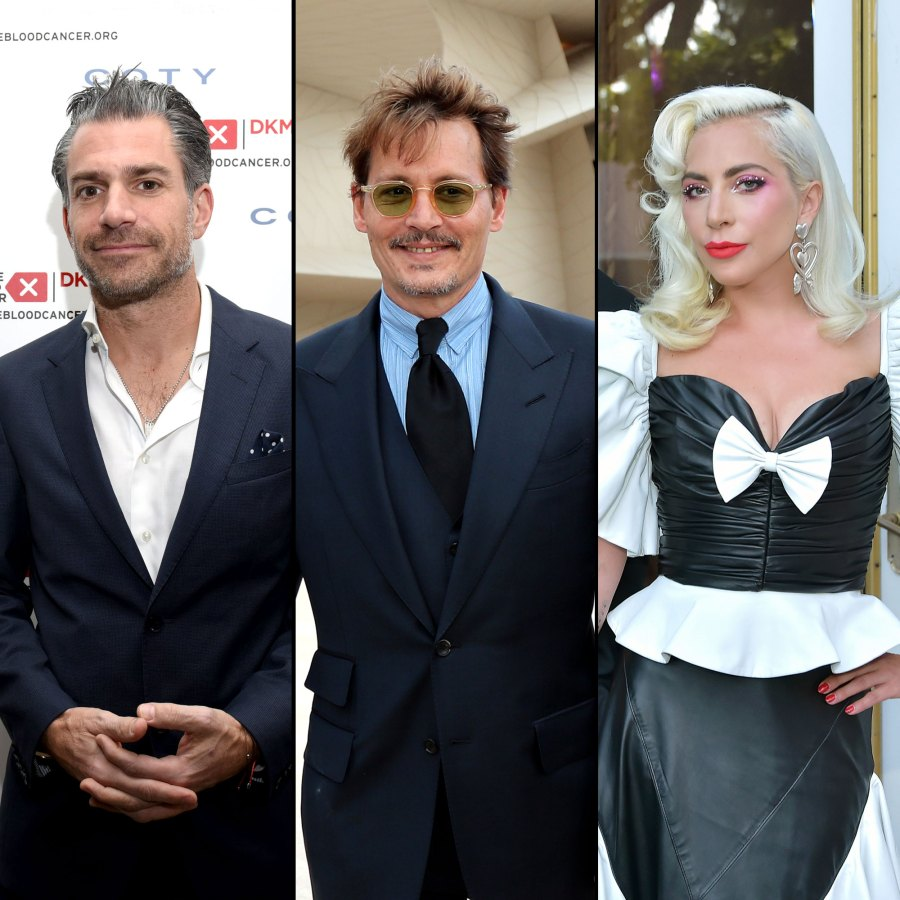 Christian Carino Thanks Johnny Depp for Helping Him 'Heal' After Lady Gaga Split