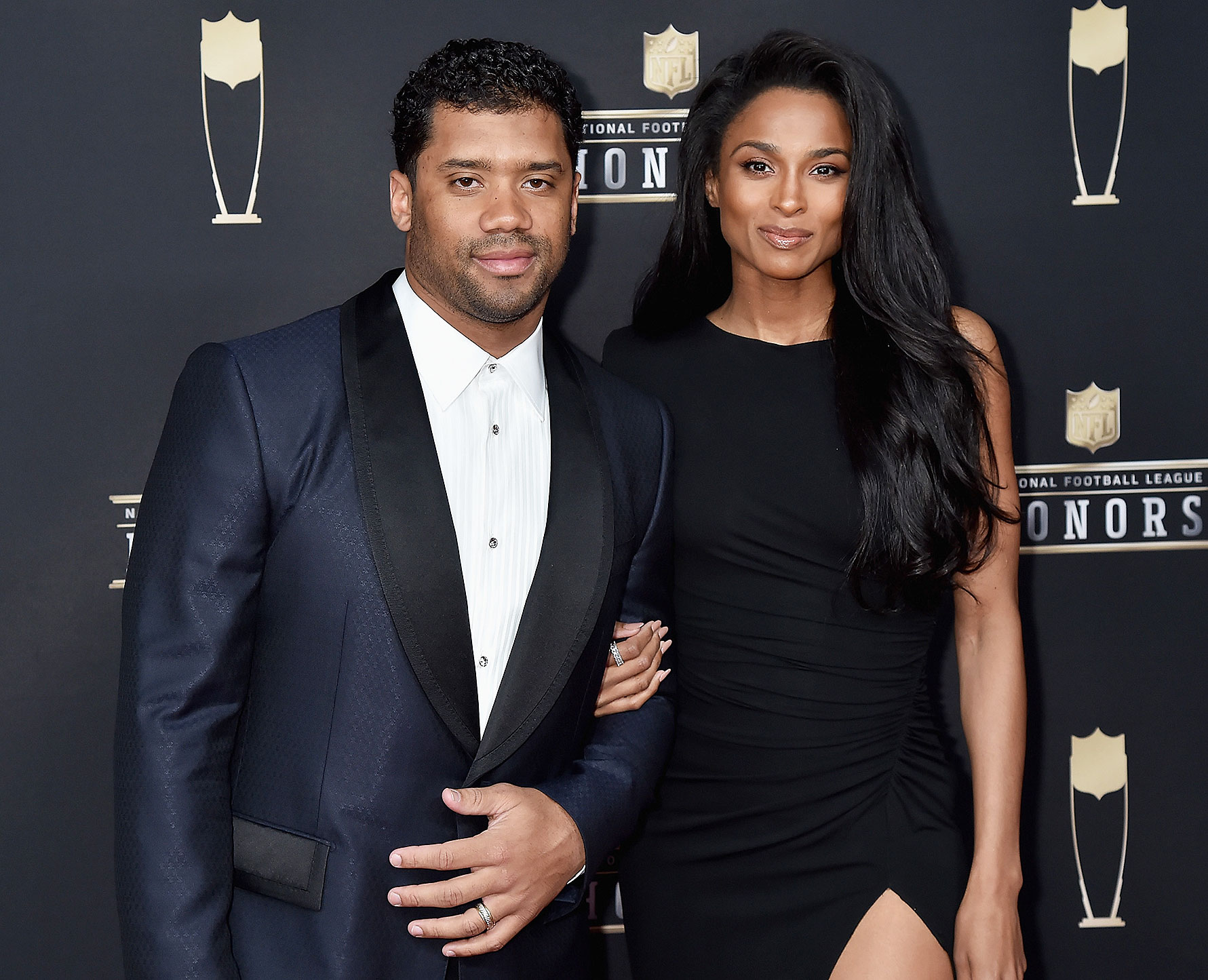 Ciara Russell Wilson February 2, 2019 - Russell Wilson and Ciara attend the 8th Annual NFL Honors at The Fox Theatre on February 2, 2019 in Atlanta, Georgia.