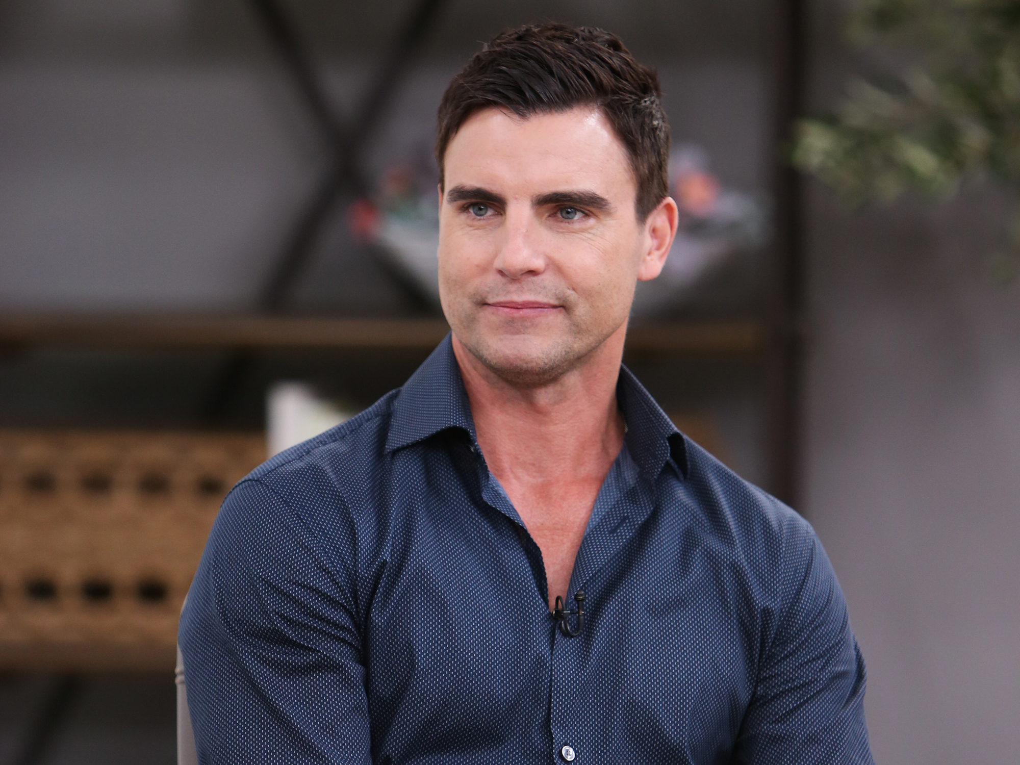 Colin Egglesfield Thought Cancer Diagnosis Could Be The End