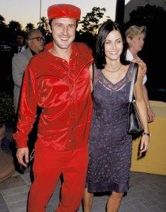 Courteney Cox David Arquette July 30th, 1998