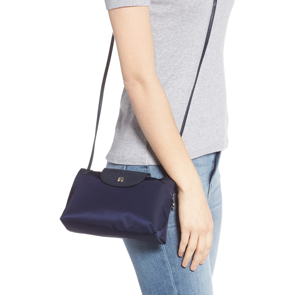 415d3e9ba8 This Sporty-Chic Crossbody Bag Holds So Much More Than You'd Expect