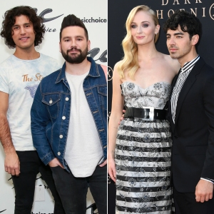 Dan + Shay Thought Joe Jonas Sophie Turner Las Vegas Wedding Was a Prank