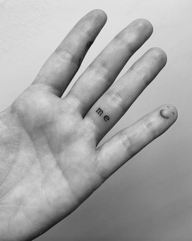 Demi Lovato New Tattoo Instagram June 28, 2019