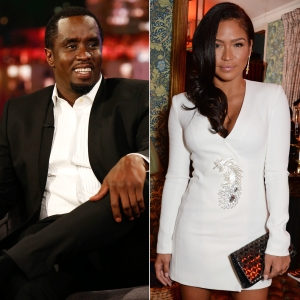 Diddy Sean Combs Congratulates Ex-Girlfriend Cassie on Pregnancy