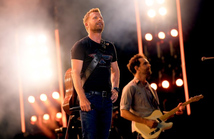 Dierks Bentley Dedicates Song to Granger Smith After Death of His 3-Year-Old Son