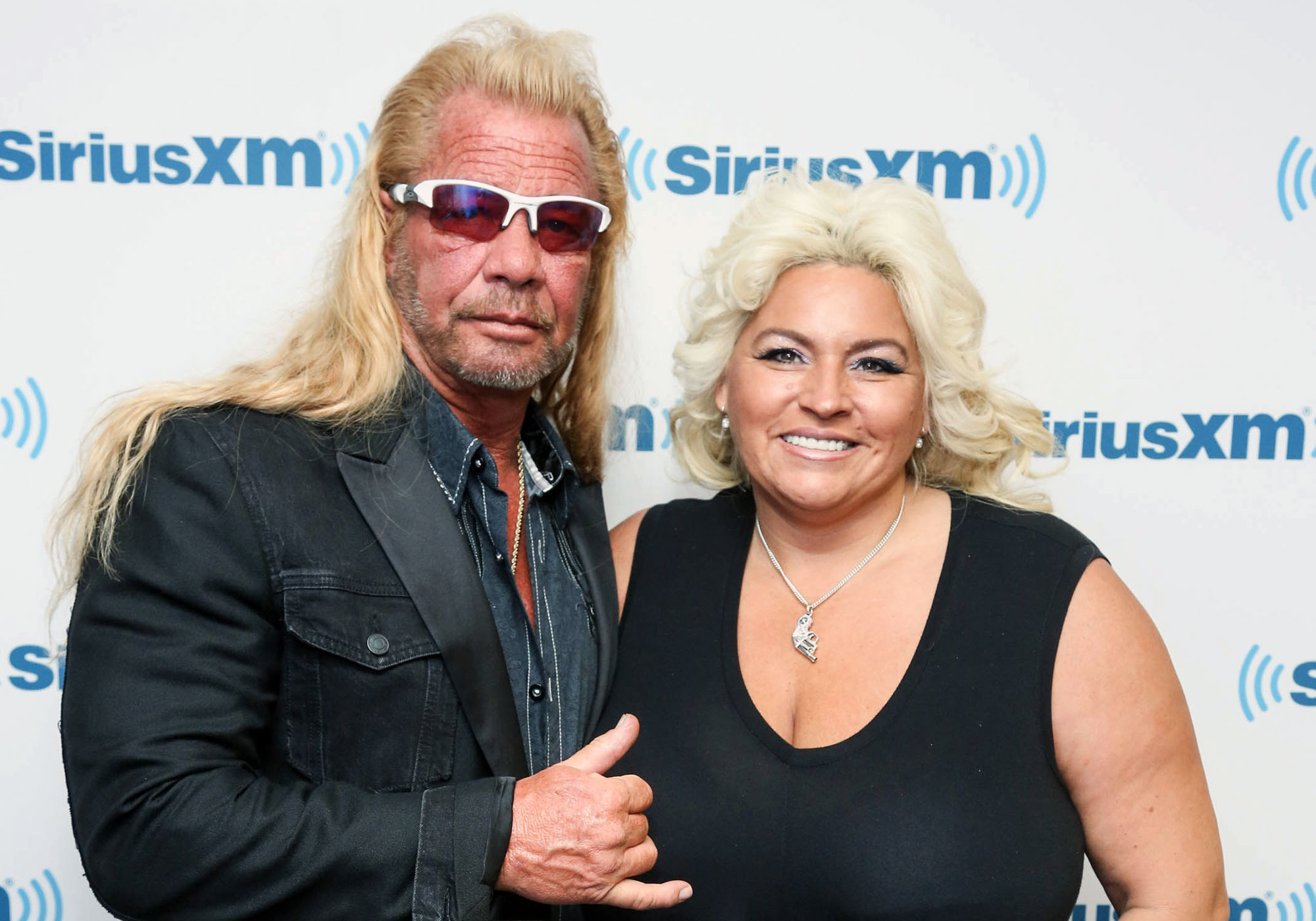 Duane 'Dog the Bounty Hunter' Chapman Shares Photo of Wife Beth Chapman in Her Hospital Bed Amid Coma