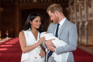 Duchess Meghan's Life 'Revolves Around' Her and Prince Harry's Son Archie