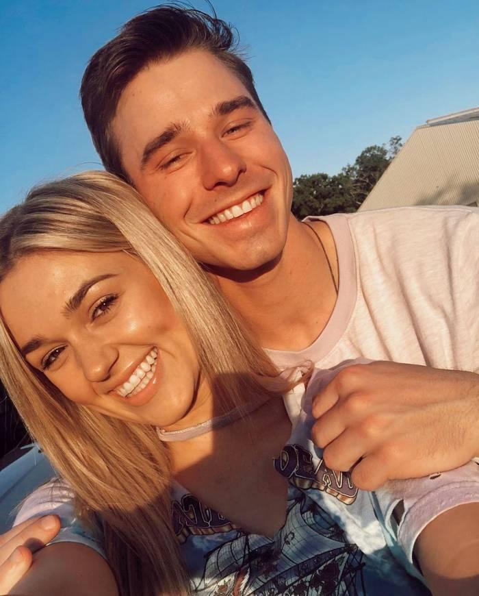 Duck Dynasty Sadie Robertson Christian Huff Engaged