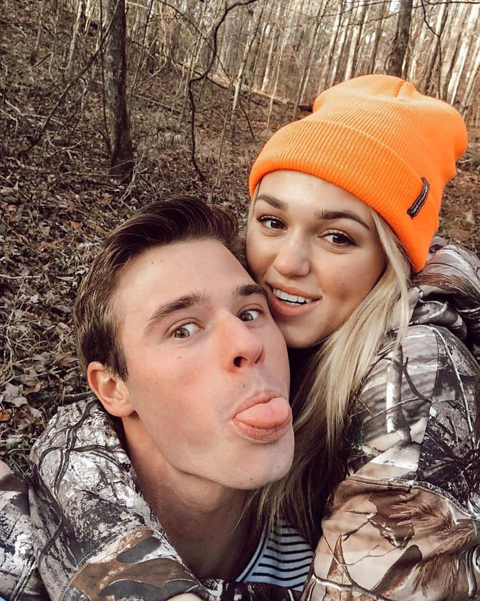 Duck Dynasty Sadie Robertson Christian Huff Fiance 5 Things