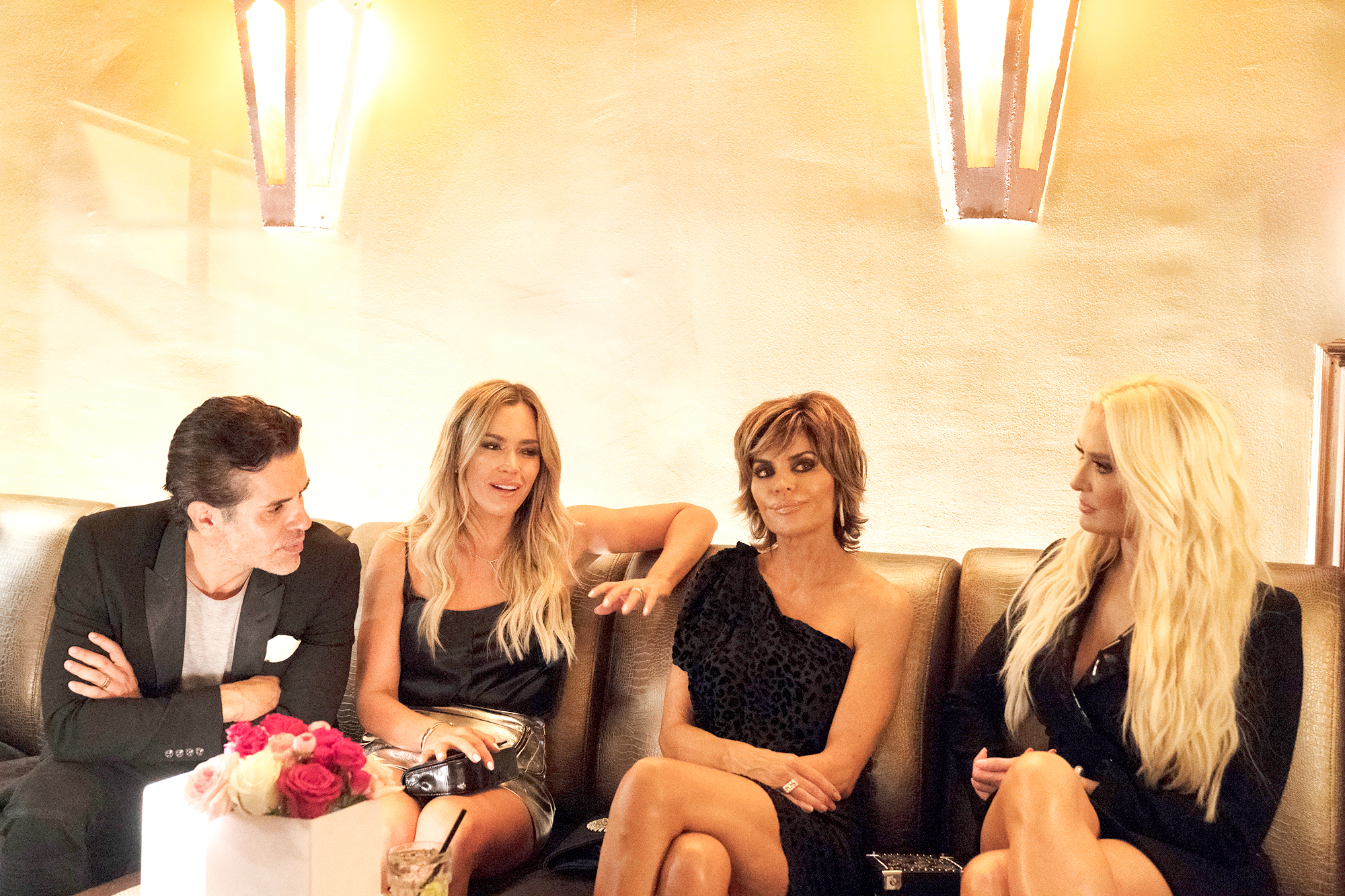Edwin-Arroyave,-Teddi-Mellencamp-Arroya,-Lisa-Rinna,-Erika-Girardi-Housewives-of-Beverly-Hills