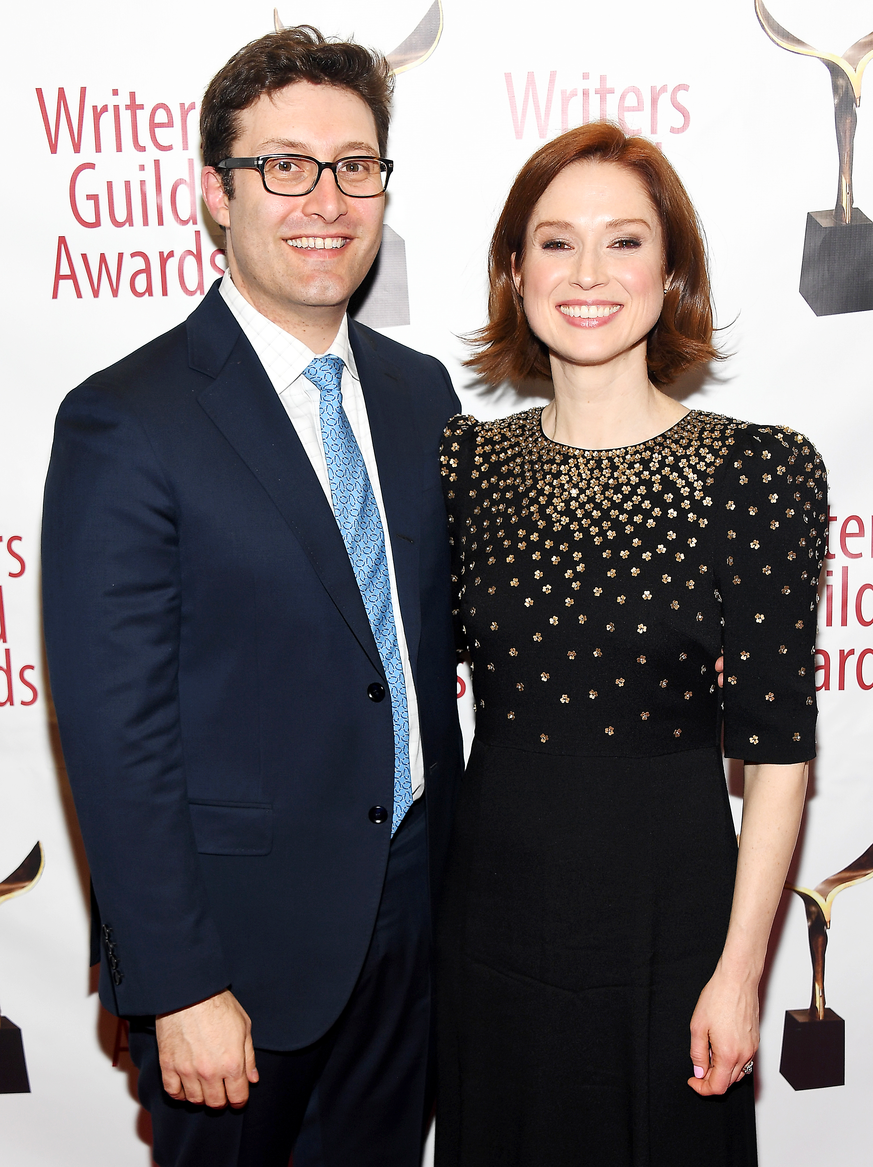 Ellie Kemper Expecting Baby No. 2 With Husband Michael ...
