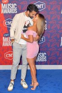 Eric Decker and Jessie James CMT Awards 2019