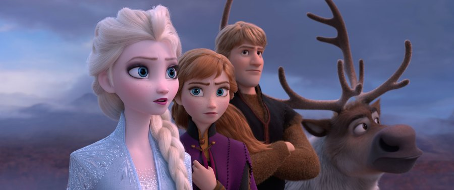 Frozen 2 Trailer Debut