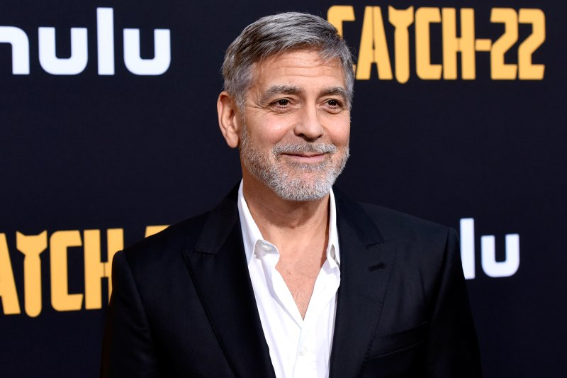 Everything We Know George and Amal Clooney Have Said About Parenthood George-Clooney-Fatherhood-Quotes-update-sick-daughter